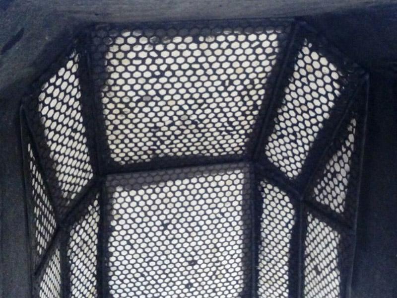 Revestimiento caucho-cerámico de capachos de rotopala Ingomar