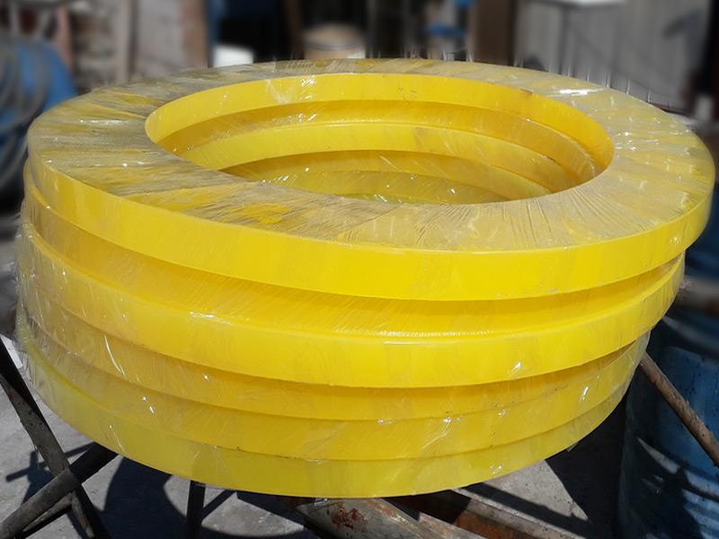 Anillos de poliuretano de prueba hidráulica - Ingomar