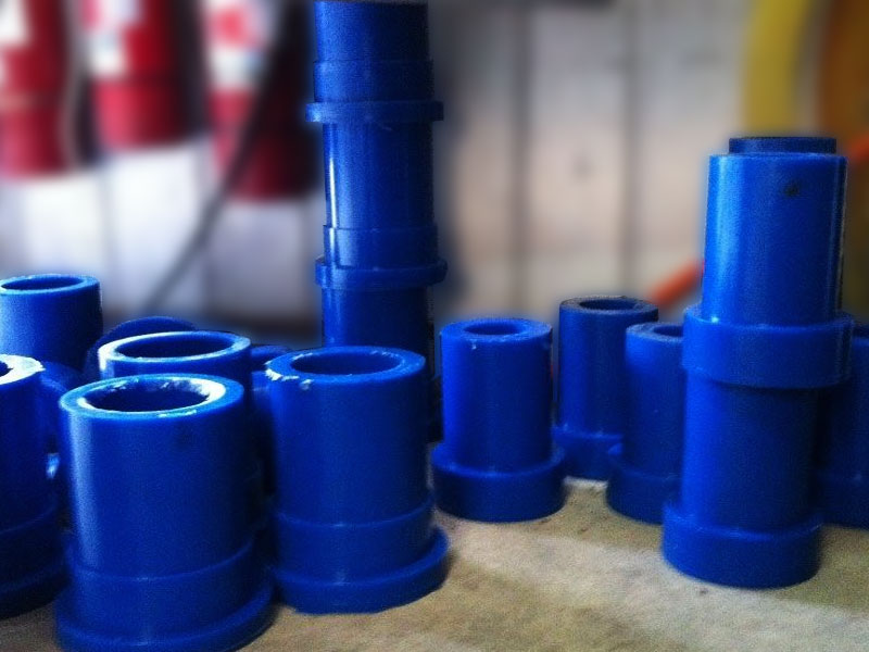 Apex para Hidrocliclones Poliuretano Ingomar