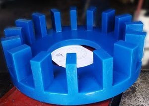 Estator para celda de flotación en poliuretano Ingomar