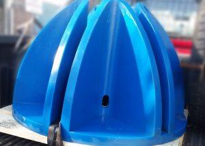 Ingomar Rotor de poliuretano para celdas