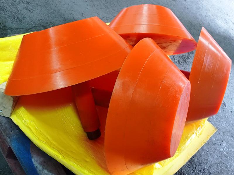Tapones para Celda de flotación en poliuretano Ingomar