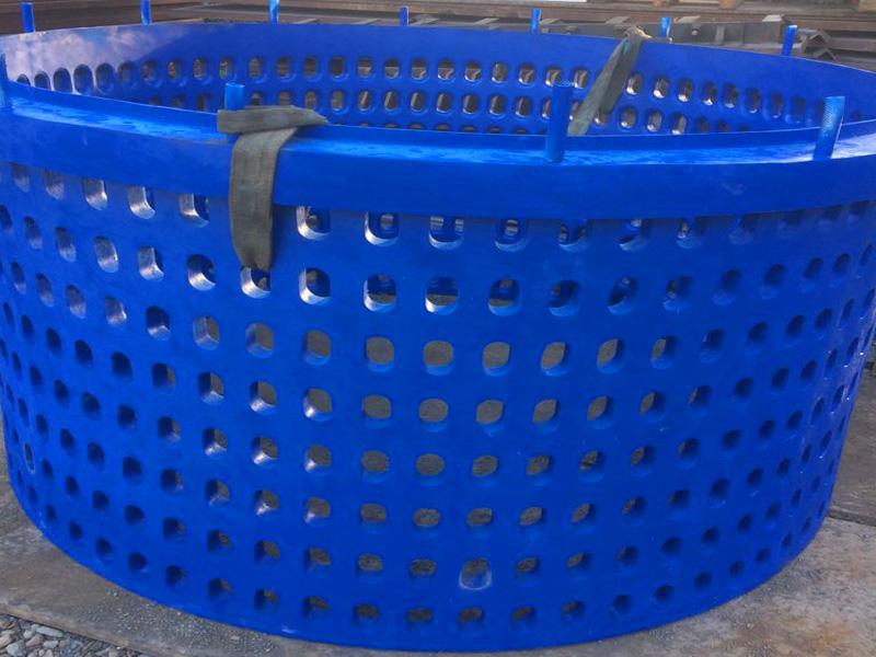 Difusor para celda fe flotación en poliuretano