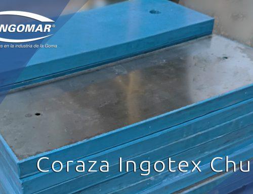 Corazas Ingotex Chute