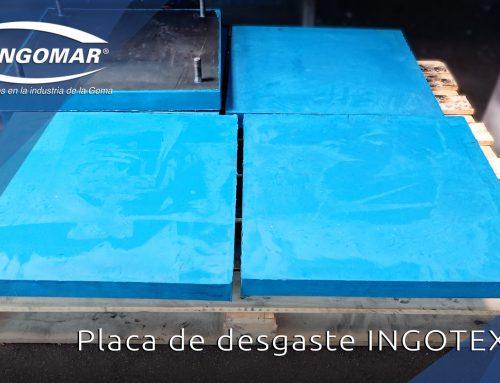 Placas de impacto Ingotex