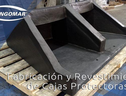 Fabricación y revestimiento de cajas protectoras – Ingomar