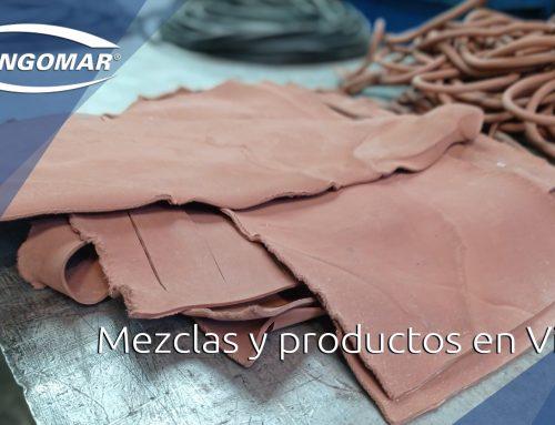 Mezclas y productos en Viton®